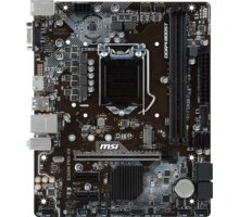 MSI B360M PRO-VH - Intel B360