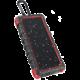 Outxe Savage IP67 voděodolný solární PowerBanka Type C/microUSB QuickCharge, 24000mAh