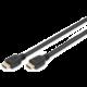 Digitus kabel HDMI - HDMI, M/M, 2.1 Ultra High Speed s Ethernetem, zlacené konektory, 1m, černá