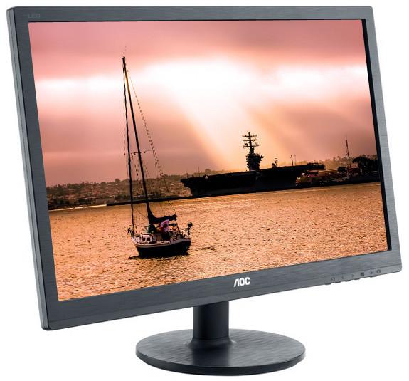 AOC g2460Fq - LED monitor 24