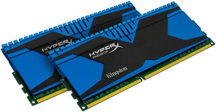Kingston HyperX Predator 8GB (2x4GB) DDR3 1866 XMP CL9