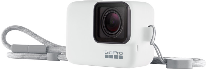 GoPro sleeve Lanyard, bílá