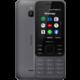 Nokia 6300 4G, Dual SIM, Charcoal Kuki TV na 2 měsíce zdarma