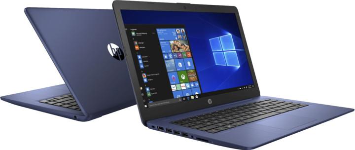 HP Stream (14-ds0006nc), modrá + Office 365 Personal