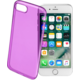 CellularLine COLOR barevné gelové pouzdro pro Apple iPhone 7, fialové  + CLEAN IT čisticí utěrka z mikrovlákna, malá žlutá (v ceně 59.-)