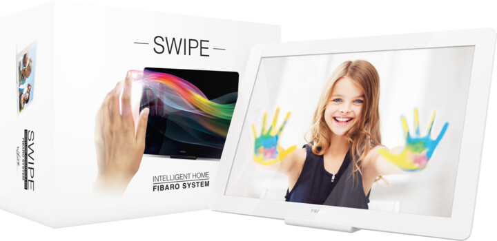 Fibaro Swipe - bezdotykový ovladač