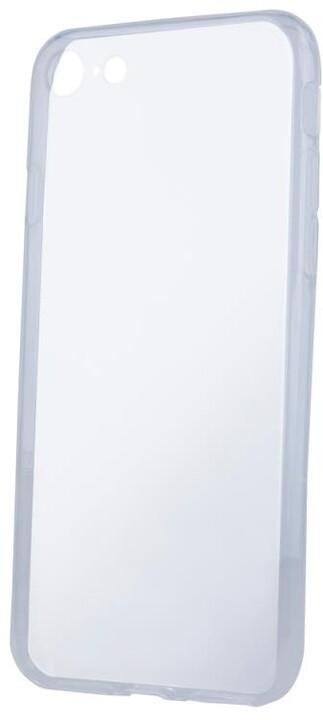 Forever silikonové pouzdro Slim pro Xiaomi Redmi Note 9 Pro, transparentní