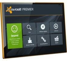 Avast Premier, 3 uživatelé (12 měs.) prodloužení APR8012RRCZ003