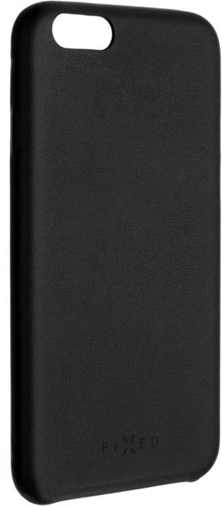 FIXED Zadní kryt Tale pro Xiaomi Redmi Note 5, PU kůže, černý