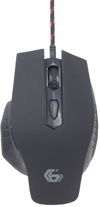 Gembird MUSG-08, černá