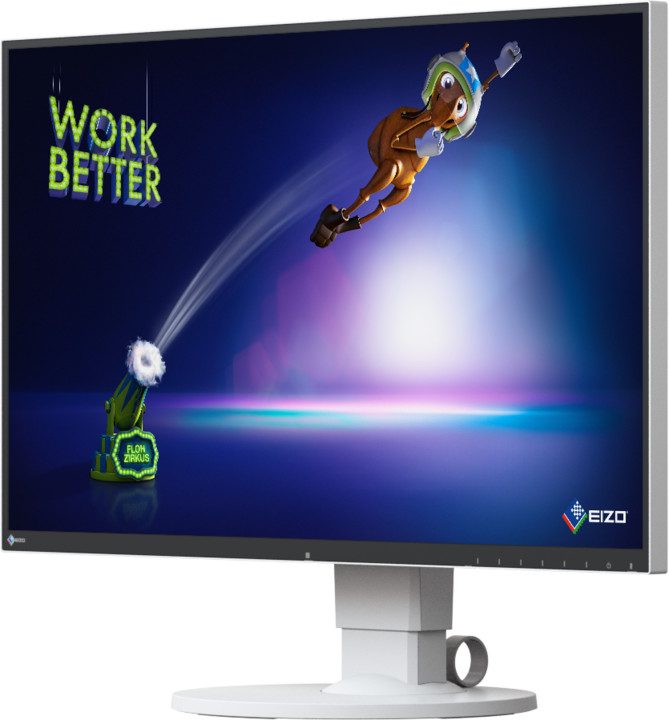 EIZO FlexScan EV2750-WT - LED monitor 27""
