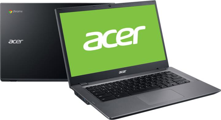 Acer Chromebook 14 (CP5-471-3451), šedá