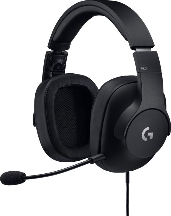 Logitech G Pro, černá