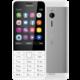 Nokia 230, Dual Sim, stříbrná  + Elektronické předplatné čtiva v hodnotě 4 800 Kč na půl roku zdarma