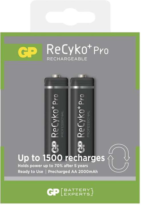 GP Recyko+ AA Ni-MH 2100mAh, 2ks