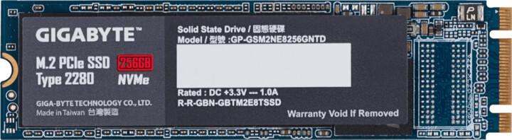 GIGABYTE SSD, M.2 - 512GB