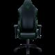 Razer Iskur X, černá/zelená