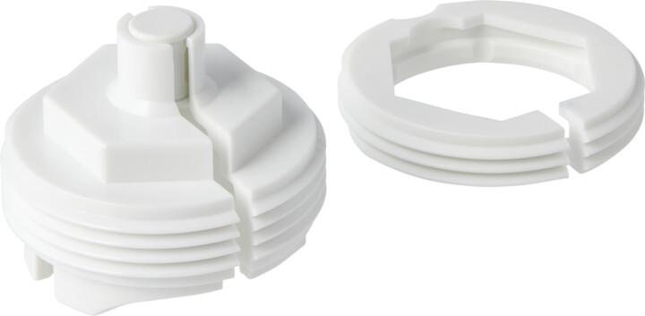 Danfoss adaptér pro ventilová tělesa typu Caleffi/Giacomini