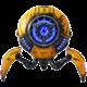 GravaStar Mars - War Damaged Edition, žlutá