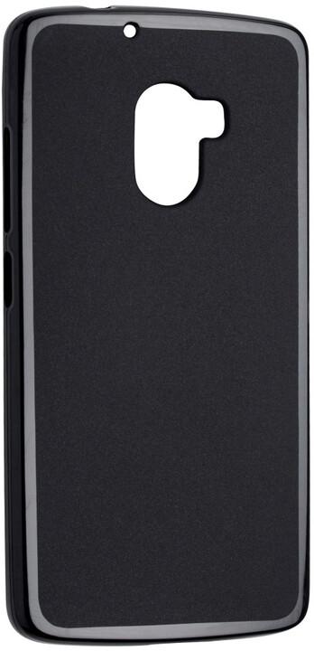 FIXED TPU gelové pouzdro pro Lenovo A7010, černá
