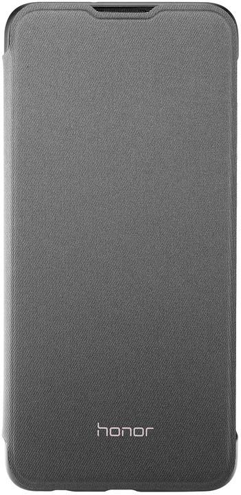 HONOR 10 Lite Flip cover, černá