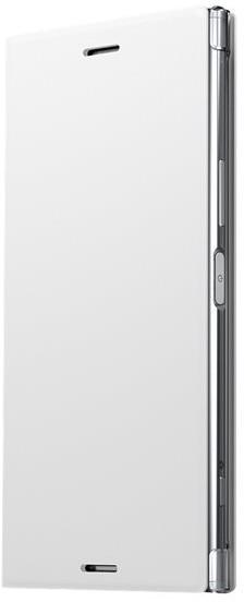 Sony SCSG10 Style Cover Flip pro Xperia XZ Premium, bílá