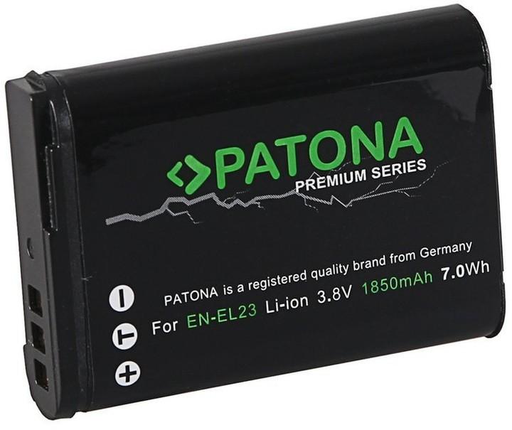 Patona baterie pro Nikon EN-EL23 1850mAh Li-Ion Premium