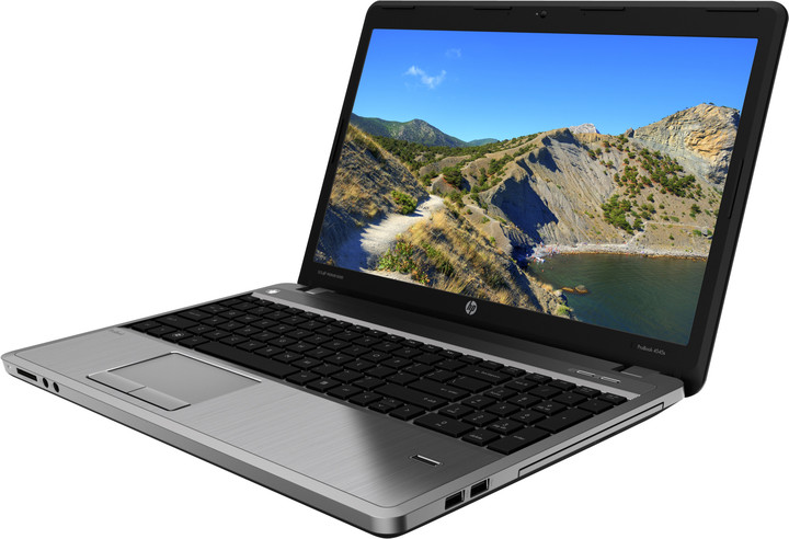 HP ProBook 4545s, stříbrná