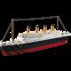 Stavebnice Sluban Titanic, velký