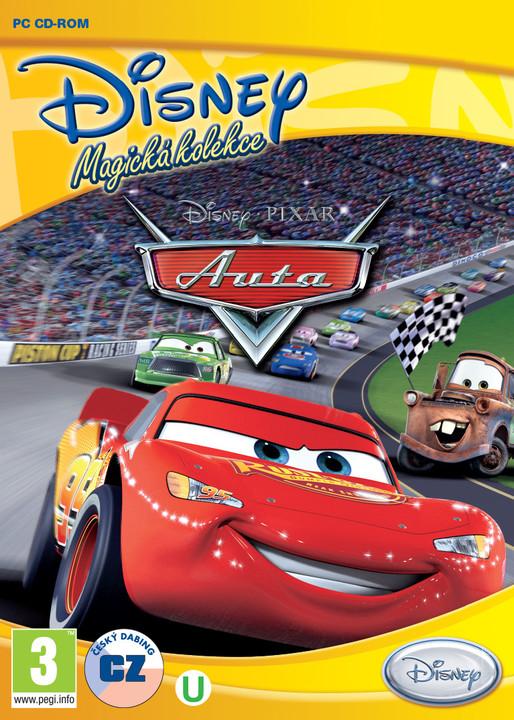 Walt Disney: Auta (PC)
