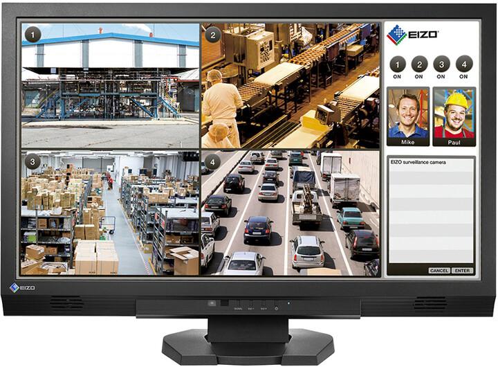 "EIZO DuraVision FDF2305W - LED monitor 23"""