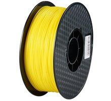 Creality tisková struna (filament), CR-PLA, 1,75mm, 1kg, žlutá
