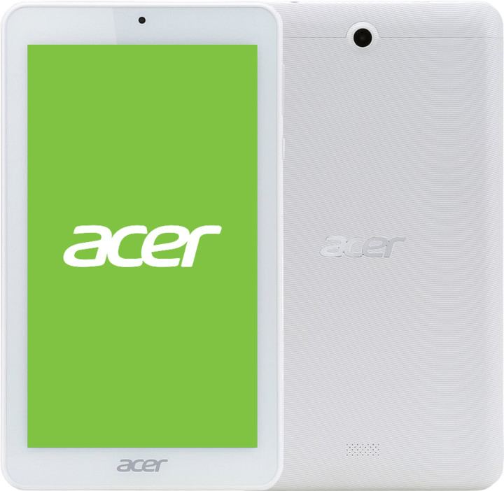"Acer Iconia One 7"" - 16GB, bílá"