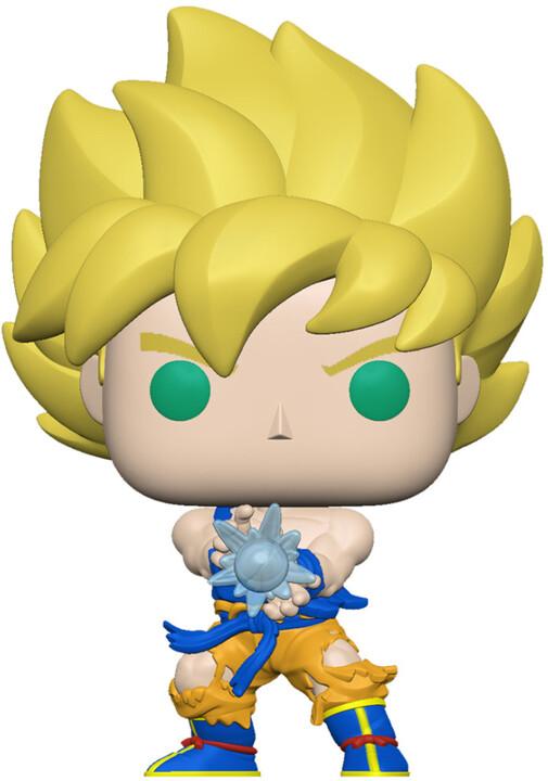 Figurka Funko POP! Dragon Ball Z S8 - Goku with Kamehameha Wave