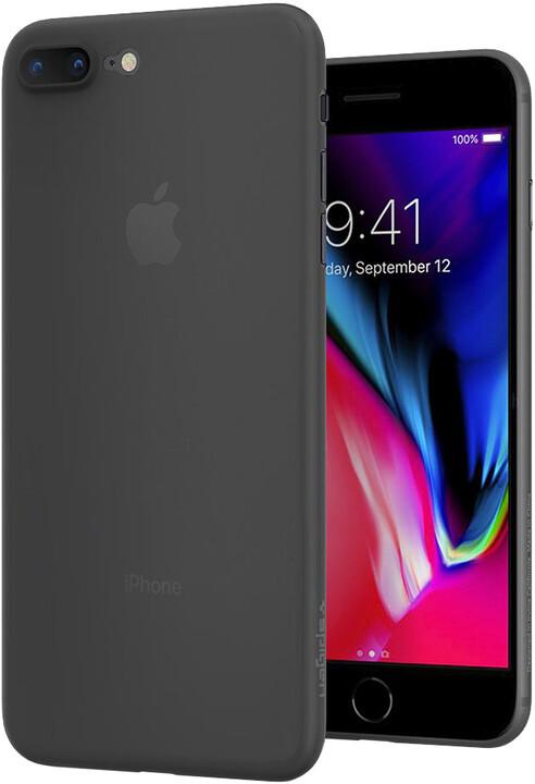 Spigen Air Skin zadní kryt pro iPhone 8+, černá