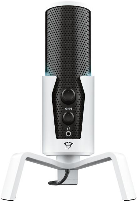 Trust GXT 258W Fyru USB 4-in-1 Streaming, bílá