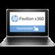 HP Pavilion x360 11 (11-k001nc), stříbrná