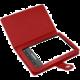 C-TECH PROTECT pouzdro pro Pocketbook 622/623/624, PBC-01, červená