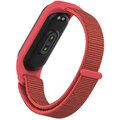 EPICO nylonový náramek pro Xiaomi Mi Band 5, červená