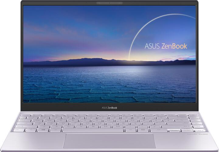 ASUS ZenBook 13 UX325 OLED (11th Gen Intel), lilac mist
