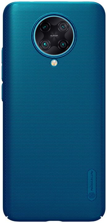 Nillkin zadní kryt Super Frosted pro Xiaomi Poco F2 Pro, paví modrá