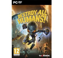 Destroy All Humans! (PC) - PC