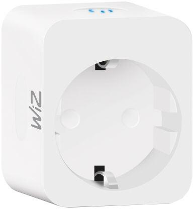 WiZ 9290024276 Type F WiFi Smart Plug