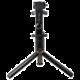 CELLY Propod selfie tyč s Bluetooth ovladačem a stojánkem, černá