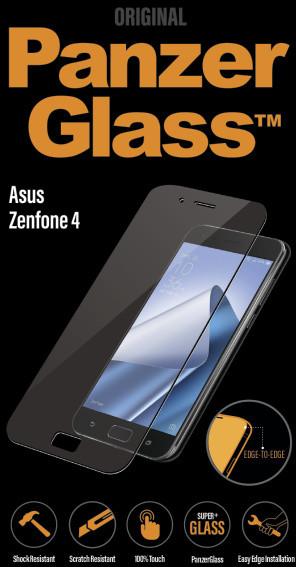 PanzerGlass Edge-to-Edge pro Asus ZenFone 4 Max