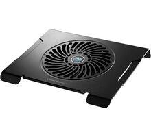 """Cooler Master CMC3 pro notebooky do 12-15"""", 20cm fan, černá - R9-NBC-CMC3-GP"""
