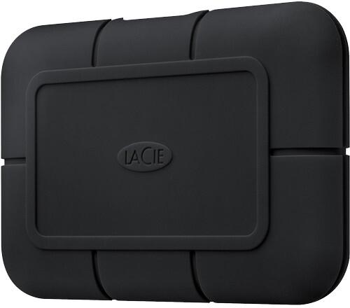 LaCie Rugged SSD Pro - 1TB, černá