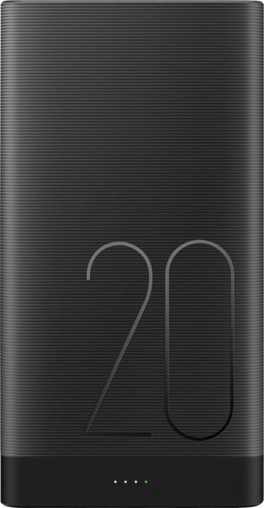Huawei Original PowerBank AP20 20000mAh, černá