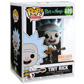 Funko POP! Rick and Morty - Tiny Rick with Guitar