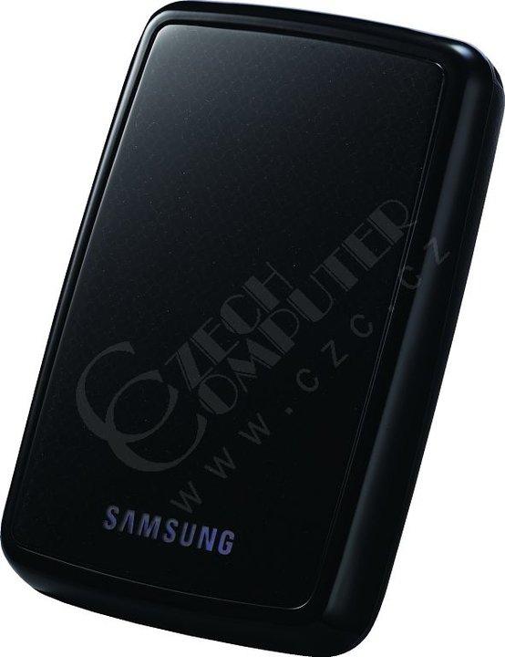 Samsung S2 Portable - 160GB, černý